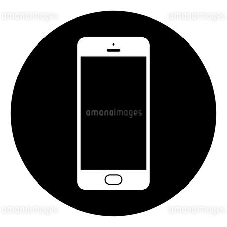 スマートフォンのイラスト素材 [FYI01253898]