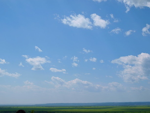 北海道の大地の写真素材 [FYI01254087]