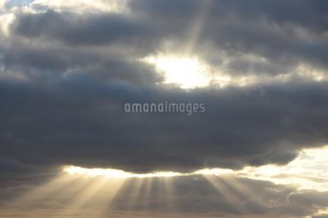 天使の階段の写真素材 [FYI01254157]