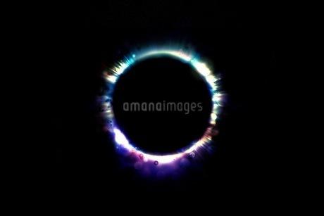 光のアブストラクトCGイメージの写真素材 [FYI01254308]