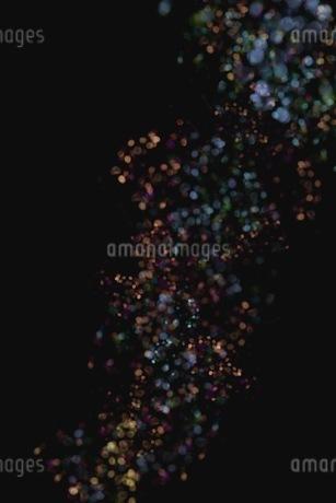 光のアブストラクトCGイメージの写真素材 [FYI01254320]