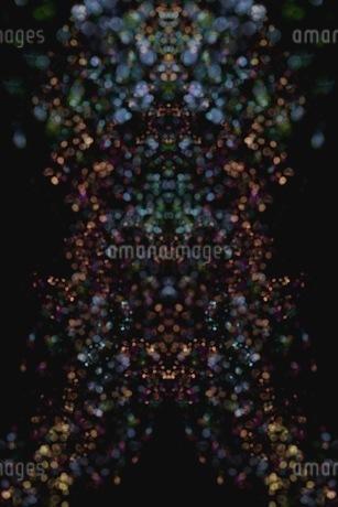 光のアブストラクトCGイメージの写真素材 [FYI01254321]