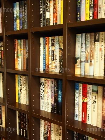 小説の本棚8の写真素材 [FYI01254394]