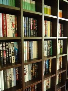小説の本棚9の写真素材 [FYI01254395]
