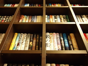 小説の本棚11の写真素材 [FYI01254398]