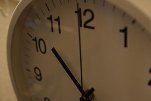 時計イメージの写真素材 [FYI01254661]