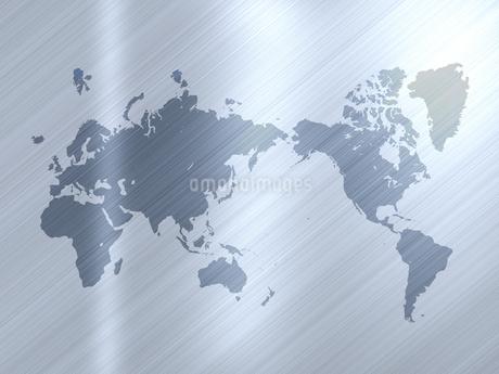 世界地図 ビジネス背景 日本地図 地図 グローバル ワールド のイラスト素材 [FYI01254740]