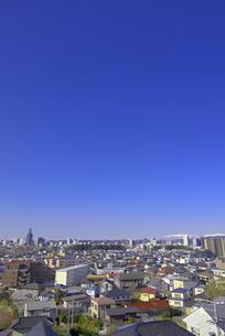 仙台市遠望 仙台市瞑想の松より南方を望むの写真素材 [FYI01254817]
