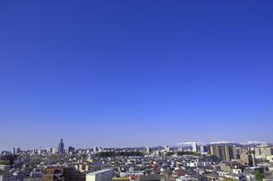 仙台市遠望 仙台市瞑想の松より南方を望むの写真素材 [FYI01254844]