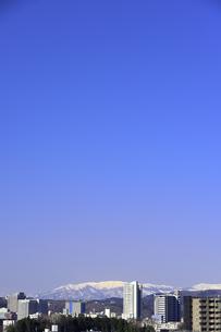 仙台市遠望 仙台市瞑想の松より南方を望むの写真素材 [FYI01254846]