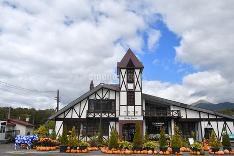 ニセコ駅の写真素材 [FYI01254886]