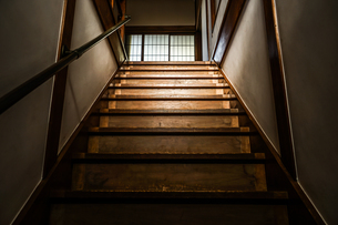 日本家屋のイメージの写真素材 [FYI01254890]