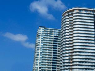 高層建築5の写真素材 [FYI01255065]