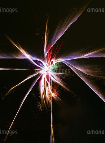 花火イメージの写真素材 [FYI01255155]