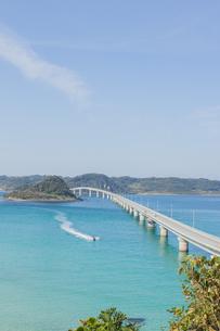 角島大橋2の写真素材 [FYI01255198]