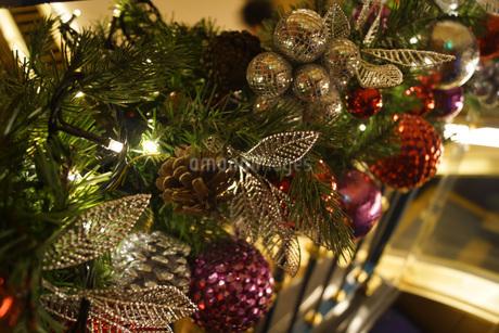 クリスマスの装飾の写真素材 [FYI01255238]