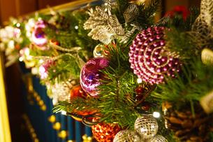 クリスマスの装飾の写真素材 [FYI01255241]