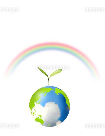 エコロジー 環境 自然 低炭素社会 環境破壊 水問題 水不足 エコのイラスト素材 [FYI01255283]