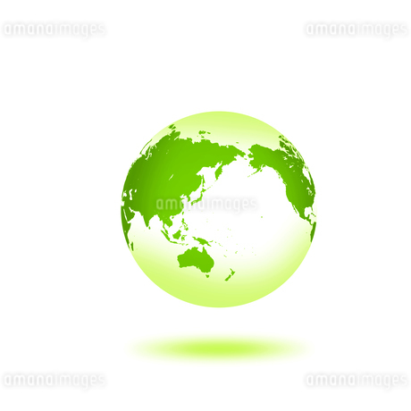 エコロジー 環境 自然 低炭素社会 環境破壊 水問題 水不足 エコのイラスト素材 [FYI01255285]