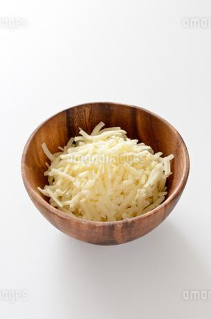 ピザ用チーズの写真素材 [FYI01255633]