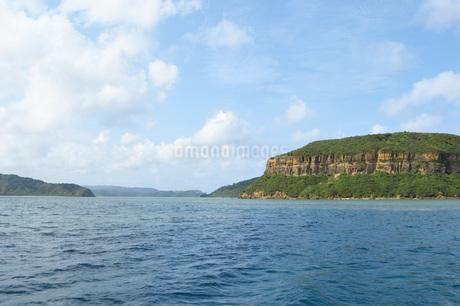 無人島の写真素材 [FYI01256510]