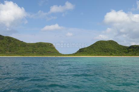 無人島の写真素材 [FYI01256513]