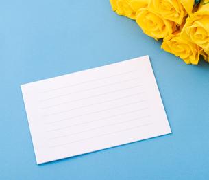 メッセージカードのイラスト素材 [FYI01256612]