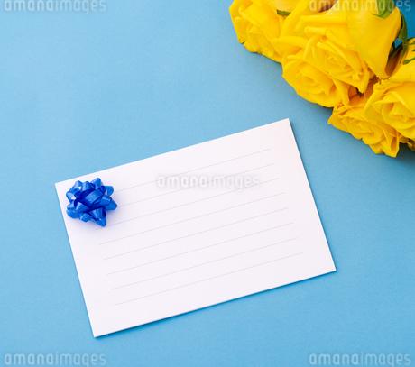 メッセージカードのイラスト素材 [FYI01256613]