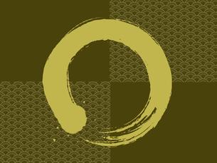和柄 和風 和柄背景 和風背景 日本的 JAPAN 和模様 小紋のイラスト素材 [FYI01256822]