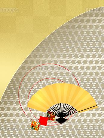 和柄 和風 和柄背景 和風背景 日本的 JAPAN 和模様 小紋のイラスト素材 [FYI01256823]