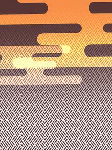 和柄 和風 和柄背景 和風背景 日本的 JAPAN 和模様 小紋のイラスト素材 [FYI01256826]
