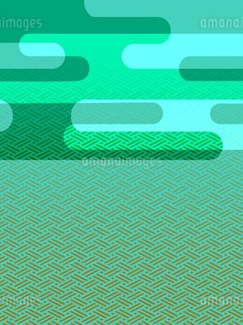 和柄 和風 和柄背景 和風背景 日本的 JAPAN 和模様 小紋のイラスト素材 [FYI01256828]