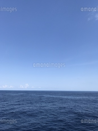 海と空の写真素材 [FYI01257118]