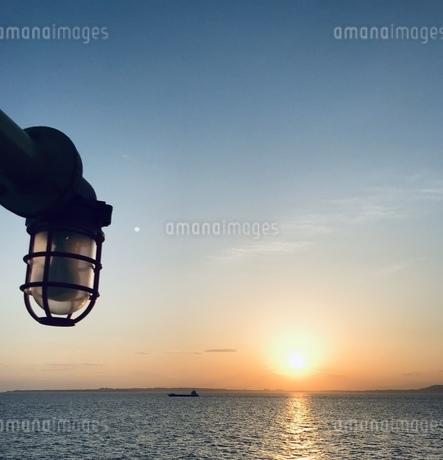 海と空の写真素材 [FYI01257121]