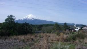 富士山(山梨県)の写真素材 [FYI01257355]