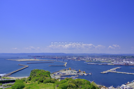 小名浜港遠望の写真素材 [FYI01257448]