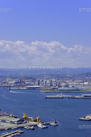 小名浜港遠望の写真素材 [FYI01257480]