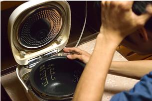 炊き忘れの写真素材 [FYI01257599]