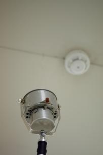 消防設備点検の写真素材 [FYI01257608]