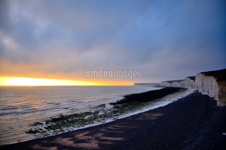 Seven Sisters in Sunsetの写真素材 [FYI01257716]