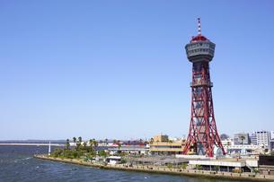 博多ポートタワーの写真素材 [FYI01257725]