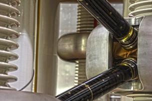 実験装置のイメージの写真素材 [FYI01257778]