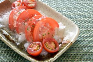 トマトマリネの写真素材 [FYI01258382]