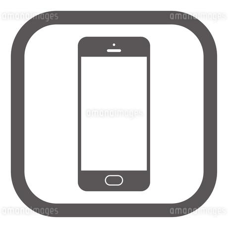 スマートフォンのイラスト素材 [FYI01258401]