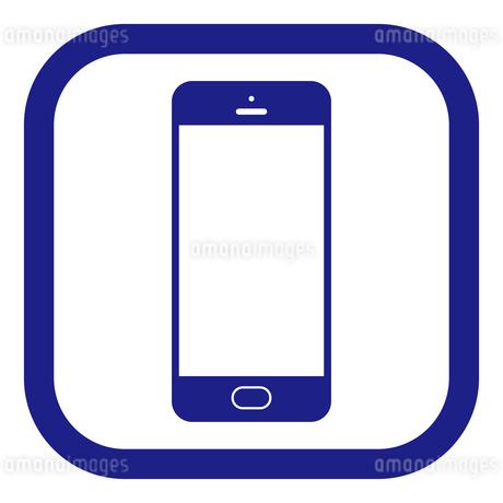 スマートフォンのイラスト素材 [FYI01258402]