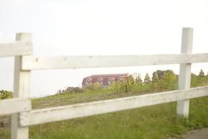 牧場風景の写真素材 [FYI01258435]