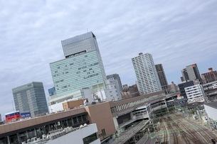 仙台駅の写真素材 [FYI01258452]
