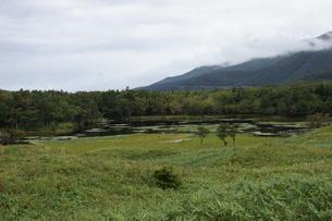 知床半島の風景 の写真素材 [FYI01258782]