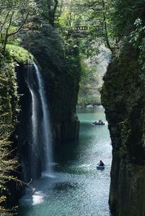 宮崎県,高千穂峡の写真素材 [FYI01258969]