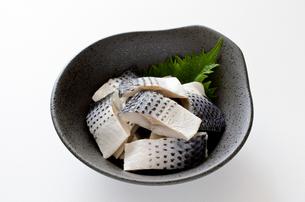 コハダの酢漬けの写真素材 [FYI01259038]